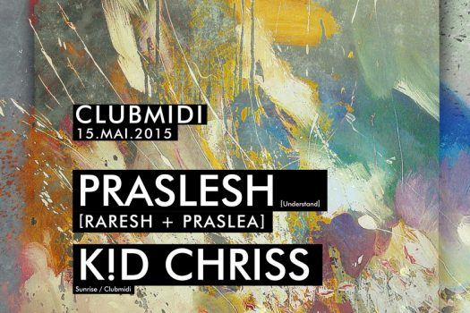 PRASLESH at CLUBMIDI