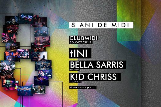 8 ani de MIDI
