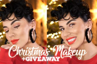 FESTIVE TUTORIAL: Makeup de ZANA