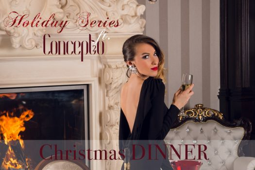 Holiday Series: Dinner Party