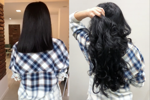 Schimbare de look- Extensiile MAGO HAIR